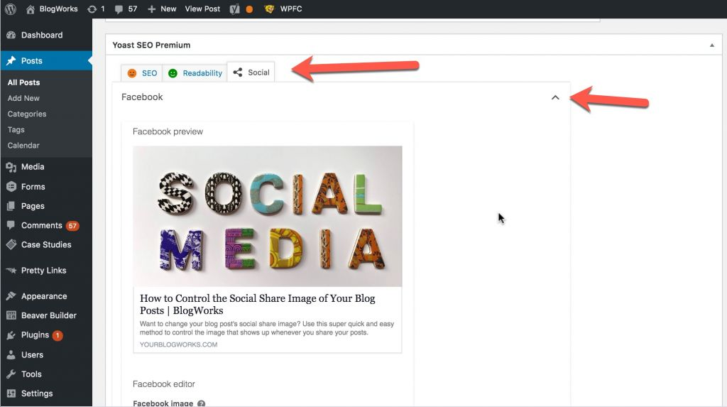 How to Control the Social Share Image of Your Blog Posts