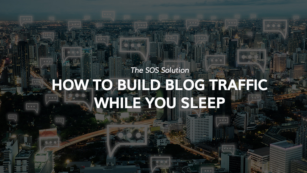 Build blog traffic while you sleep: The BlogWorks Solution