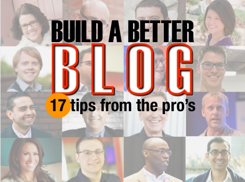17 proven strategies for building a better blog