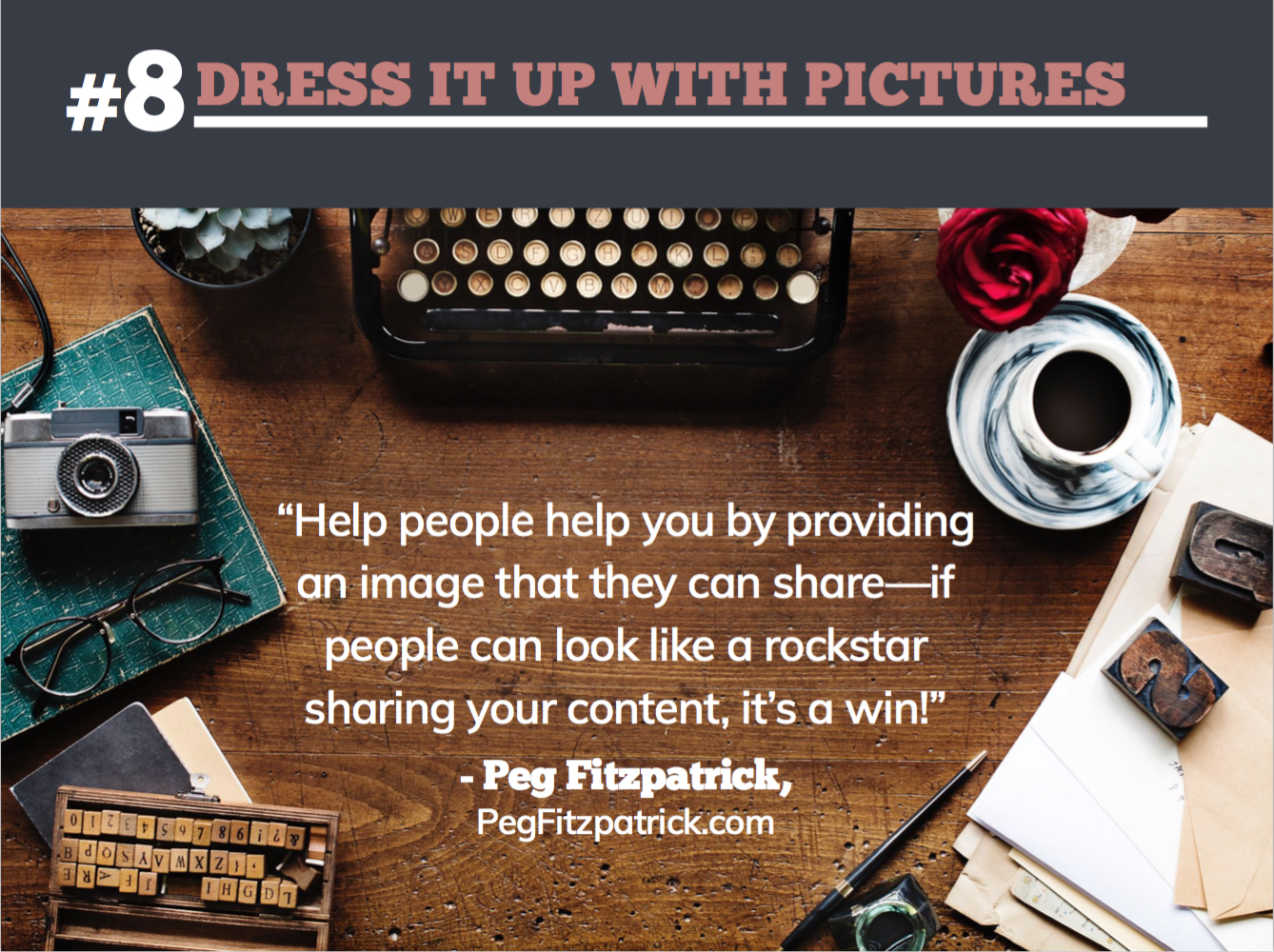 provide an image they can share