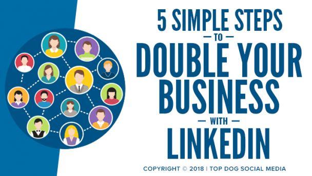 double your business with linkedin