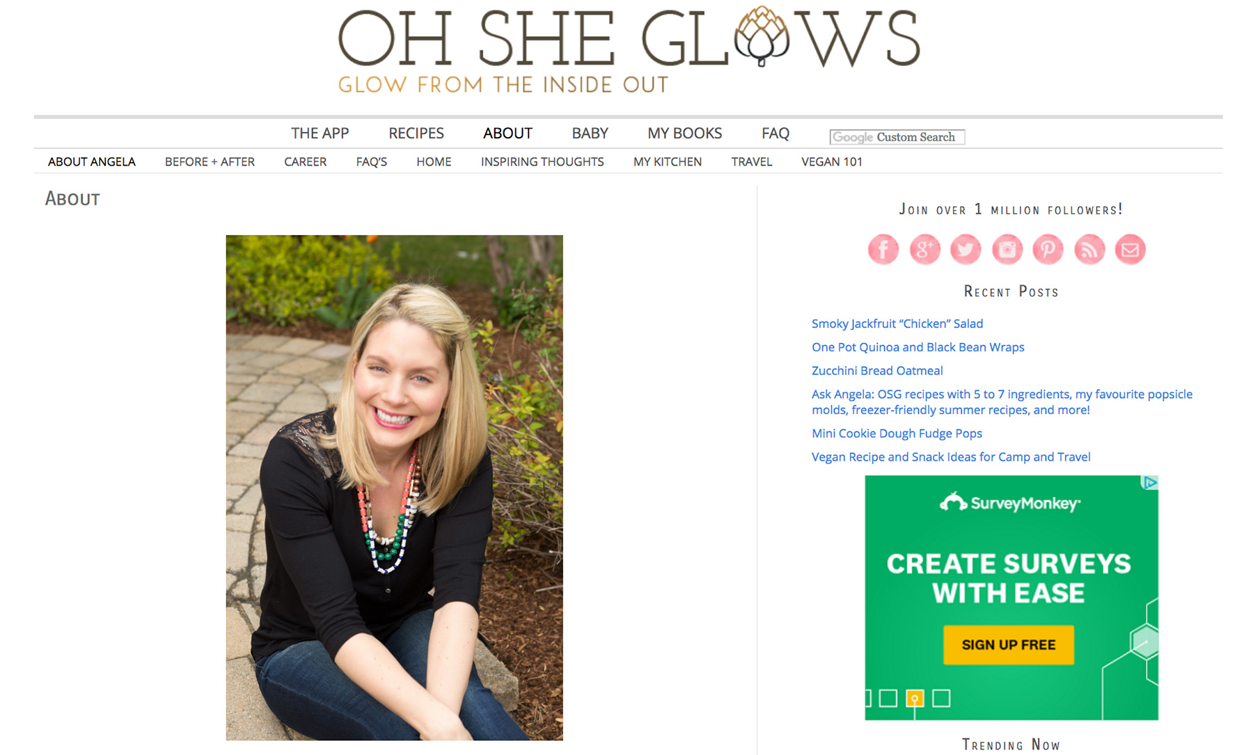 Blogs can build loyalty - Oh She Glows