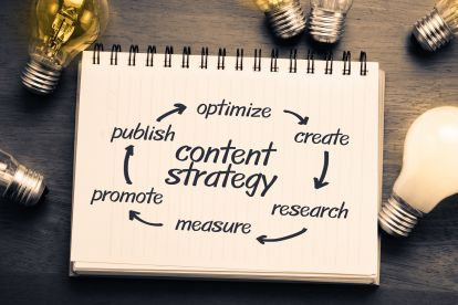 content strategy & blogging facts