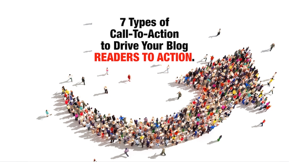 A blog call to action can boost your business