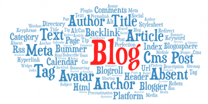 43 random blogging terms you really don't need to know