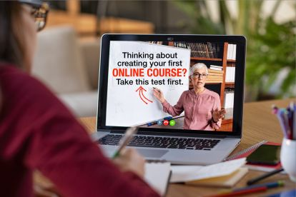 Starting an Online Course?