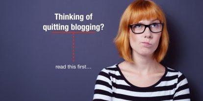 quitblogging